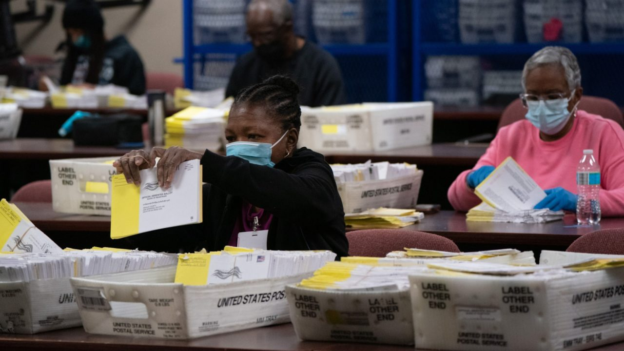 138 Million Hours of Sleep Lost on Election Night…