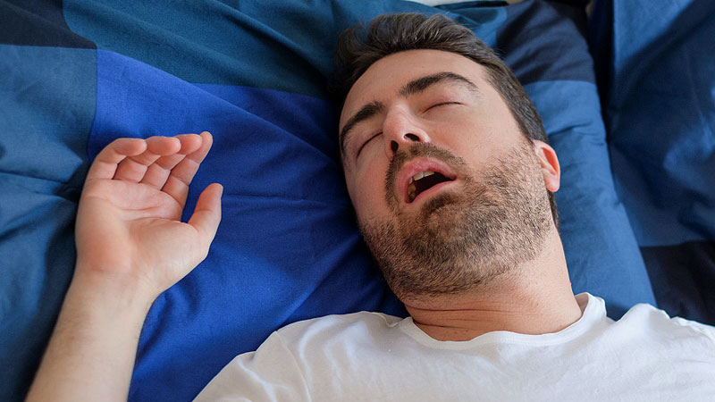 Sleep Apnea Found to Impact Pain Severity in Younger Adults