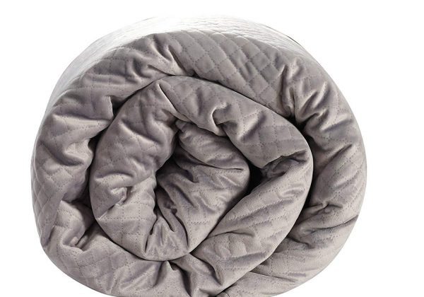 Weighted Blanket that Keeps You Cool