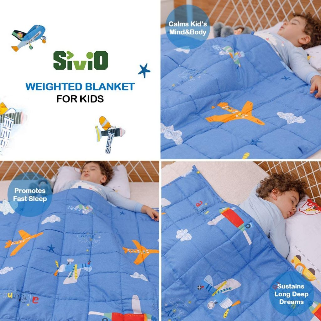 Weighted Blanket For 4 Year Old
